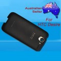 HTC Desire G7 back cover [black]